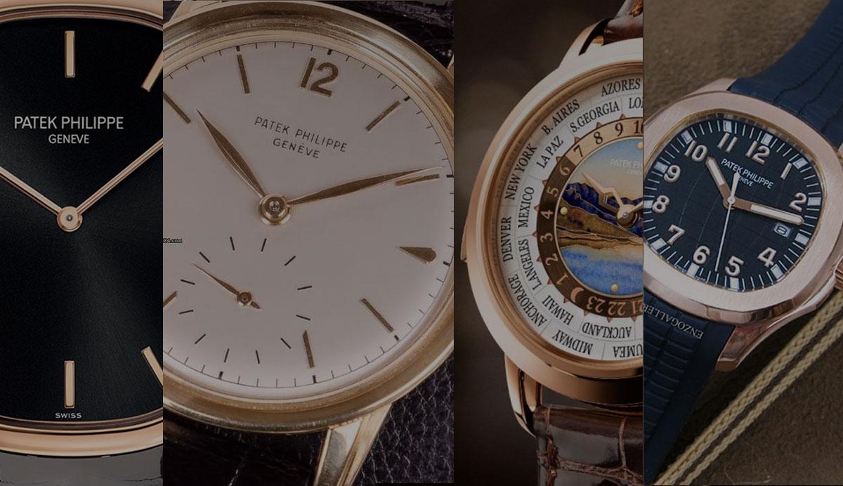 آشنایی با مدل های ساعت پتک فیلیپ